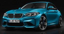 BMW M2 Competition 2018 เตรียมเปิดตัวเดือนเมษายนนี้