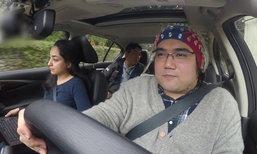 Nissan เผยเทคโนโลยี B2V สั่งงานขับขี่ด้วยสมองมนุษย์