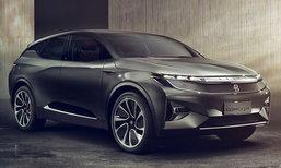 Byton Concept 2018 เปิดตัวใหม่ ครอสโอเวอร์ไฟฟ้าพร้อมระบบขับขี่อัตโนมัติ Level 3