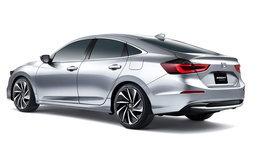 Honda Insight 2018 รถไฮบริดเวอร์ชั่นต้นแบบใหม่เผยโฉมแล้วในสหรัฐฯ