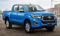 Toyota Hilux Revo 2018 ไมเนอร์เชนจ์ใหม่ เคาะราคารุ่นท็อป 1,199,000 บาท