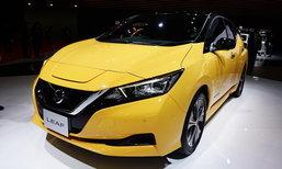 Nissan Leaf 2018 ใหม่ เตรียมเปิดตัวในไทยที่งานมอเตอร์เอ็กซ์โป