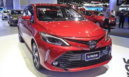 เผยยอดขายรถยนต์ประจำเดือนตุลาคม 2560 'โตโยต้า' ขึ้นนำกลุ่มรถยนต์นั่ง