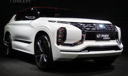 รถใหม่ Mitsubishi ในงาน Motor Expo 2017