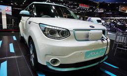 รถใหม่ Kia ในงาน Motor Expo 2017