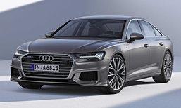 เปิดตัว Audi A6 2018 ใหม่ ต้องส่องใกล้ๆ ถึงจะรู้ว่าโมเดลเชนจ์!