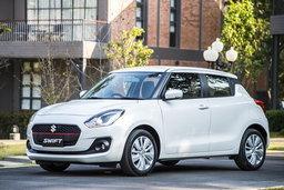 ราคารถใหม่ Suzuki ในตลาดรถยนต์ประจำเดือนมีนาคม 2561