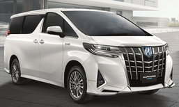 Toyota Alphard/Vellfire 2018 ไมเนอร์เชนจ์ใหม่เปิดตัวแล้วในไทย เริ่ม 3.809 ล้านบาท