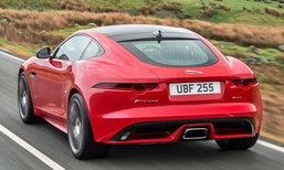 Jaguar F-Type 2.0 2018 ใหม่ เตรียมเปิดตัวที่งานบางกอกมอเตอร์โชว์