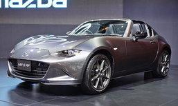 Mazda MX-5 RF 2018 เกียร์ธรรมดา 6 สปีด เตรียมเปิดตัวที่มอเตอร์โชว์ เคาะ 2.82 ล้านบาท