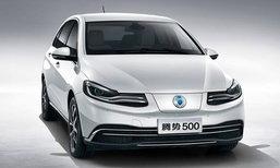 Denza 500 2018 ใหม่ รถไฟฟ้าจากค่าย Daimler ลุยตลาดจีนโดยเฉพาะ