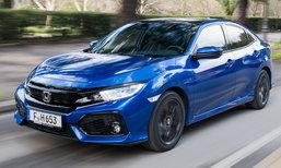 Honda Civic 2018 เครื่องดีเซล 1.6 i-DTEC เผยอัตราสิ้นเปลือง 28 กม./ลิตร