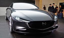 Mazda Vision Coupe ใหม่ รถสปอร์ตดีไซน์เฉียบจากค่ายมาสด้า