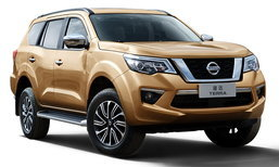 Nissan Terra 2018 ใหม่ เริ่มวางจำหน่ายแล้วที่ประเทศจีน เคาะเพียง 8.43 แสนบาท