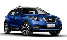 Nissan Kicks Fan Edition 2018 ใหม่ รุ่นพิเศษสีทูโทนเปิดตัวที่เม็กซิโก