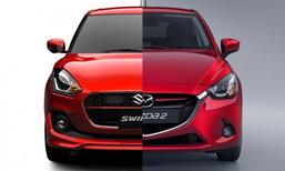 เทียบสเป็ค Suzuki Swift 2018 และ Mazda2 2018 ใหม่ ราคาต่างกัน 9,000 บาท เลือกรุ่นไหนดี?