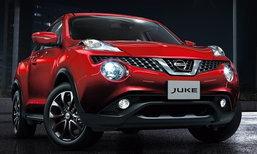 Nissan Juke 2018 ใหม่ เพิ่มฟีเจอร์ไฟสูงอัตโนมัติที่ญี่ปุ่น เริ่ม 5.75 แสนบาท