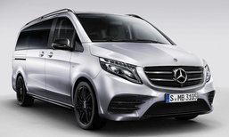 เปิดตัว Mercedes-Benz V-Class Night Edition 2018 พร้อมชุดแต่ง AMG
