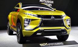 Mitsubishi eX Concept 2018 ใหม่ ต้นแบบเอสยูวีขุมพลังไฟฟ้าเผยโฉมที่มอเตอร์โชว์