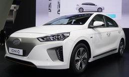 Hyundai Ioniq Electric 2018 ใหม่ รถไฟฟ้าล้วนวิ่งไกล 280 กม. เคาะ 1.749 ล้านบาท