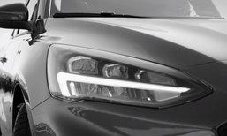 Ford Focus 2018 ใหม่ เผยคลิปทีเซอร์ก่อนเปิดตัว 10 เมษายนนี้