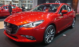 ราคารถใหม่ Mazda ในตลาดรถยนต์เดือนเมษายน 2561