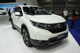 Honda CR-V 2018 ใหม่ คว้ารางวัลรถยอดเยี่ยมจากสมาคมผู้สื่อข่าวรถยนต์ไทย