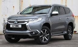 Mitsubishi Pajero Sport 2018 เตรียมลงโชว์รูมในอังกฤษ เคาะเริ่ม 1.65 ล้านบาท