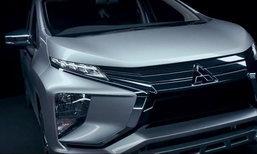 Mitsubishi Xpander 2018 ใหม่ เผยทีเซอร์จริงแล้วในไทยก่อนเปิดตัวสิงหาคมนี้