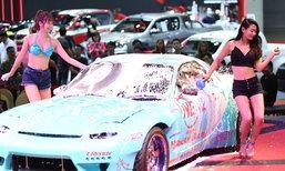"""เปิดฉาก """"Bangkok Auto Salon 2018"""" จัดเต็มรถแต่งจากญี่ปุ่นพร้อมโชว์กระหึ่ม"""