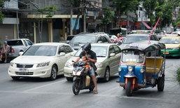 """ส่อง """"กฎจราจร"""" ที่รู้ว่าผิด แต่คนไทยชอบแหก"""