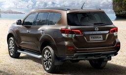Nissan Terra 2018 เปิดตัวที่ฟิลิปปินส์ หั่นราคาถูกกว่าฟอร์จูนเนอร์ 2.5 แสนบาท