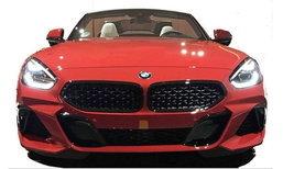 หลุด BMW Z4 2018 ใหม่ เผยดีไซน์ถอดแบบจากโฉมคอนเซ็พท์