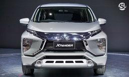 ชมภาพ Mitsubishi Xpander 2018 ใหม่ ส่งตรงจากงาน BIG Motor Sale
