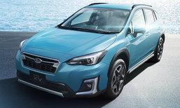 Subaru XV e-Boxer 2018 ใหม่ พร้อมขุมพลังไฮบริดเปิดตัวที่ญี่ปุ่น