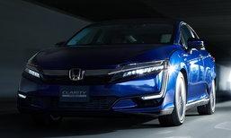 Honda Clarity PHEV 2018 ใหม่ ขุมพลังปลั๊กอินไฮบริดขายแล้วที่ญี่ปุ่น ราคา 1.75 ล้านบาท