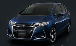 Honda Fit Modulo Style 2018 ใหม่ พร้อมชุดแต่งจากโรงงาน ราคา 5.87 แสนบาทที่ญี่ปุ่น