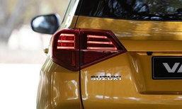 Suzuki Vitara 2018 ไมเนอร์เชนจ์ใหม่เปิดตัวในอังกฤษ