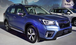 Subaru Forester 2018 โมเดลเชนจ์ใหม่ถูกเปิดตัวอย่างเป็นทางการที่ไต้หวัน