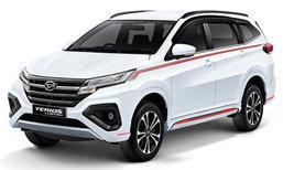 Daihatsu Terios Custom 2018 ใหม่ เวอร์ชั่นพิเศษวางขายที่อินโดนีเซีย