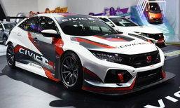 Honda Civic TCR 2018 ถูกจัดแสดงที่งานอินโดนีเซียมอเตอร์โชว์