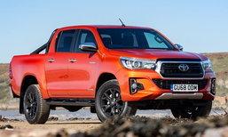 Toyota Hilux Invincible X 2019 ใหม่ รีโว่ตัวท็อปเวอร์ชั่นอังกฤษ เริ่ม 1.32 ล้านบาท