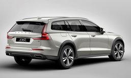 Volvo V60 Cross Country 2019 ใหม่ เริ่มวางจำหน่ายที่อังกฤษ เริ่ม 1.6 ล้านบาท