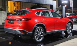Mazda CX-4 Sport Edition 2019 รุ่นเริ่มต้นใหม่เคาะราคาแค่ 870,000 บาทที่จีน
