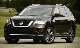 Nissan Pathfinder 2019 ใหม่ เริ่มวางจำหน่ายในสหรัฐฯ เคาะเริ่ม 1.02 ล้านบาท