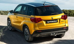 Suzuki Vitara 2019 ไมเนอร์เชนจ์เผยรูปเซ็ทใหม่ทั้งภายนอก-ภายใน