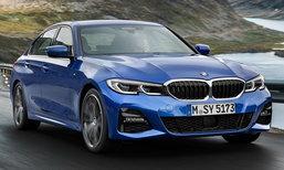 BMW 3-Series 2019 (G20) ใหม่ เปิดตัวอย่างเป็นทางการครั้งแรกในโลกแล้ว