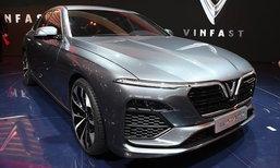 VinFast LUX A2.0/SA2.0 2019 ใหม่ รถสัญชาติเวียดนามเปิดตัวจริงแล้ว