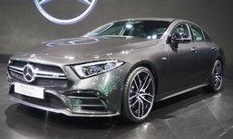 Mercedes-AMG CLS 53 4MATIC+ 2019 ใหม่ เคาะราคาเบาๆ 7,090,000 บาท