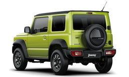 Suzuki Jimny 2019 ใหม่ ขึ้นแท่นรถยนต์ที่มีค้นหามากที่สุดในญี่ปุ่น